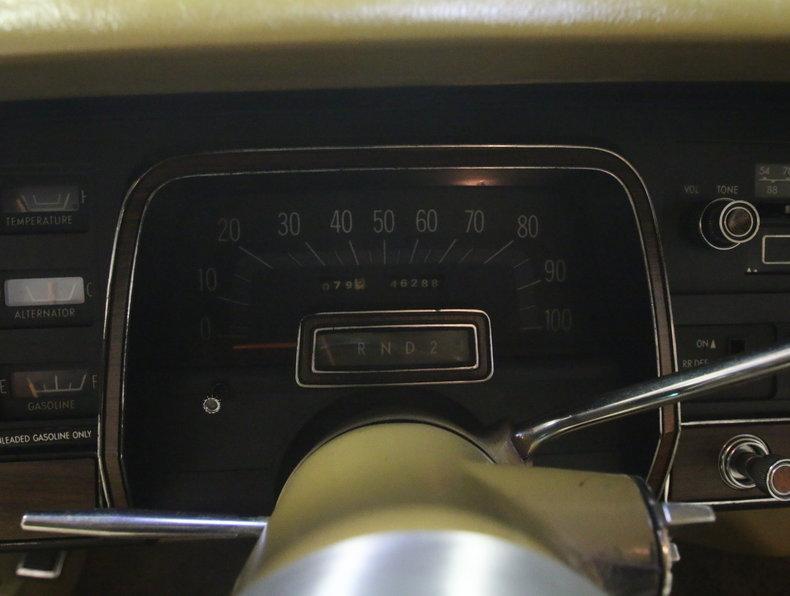 1975 Chrysler New Yorker Brougham #41