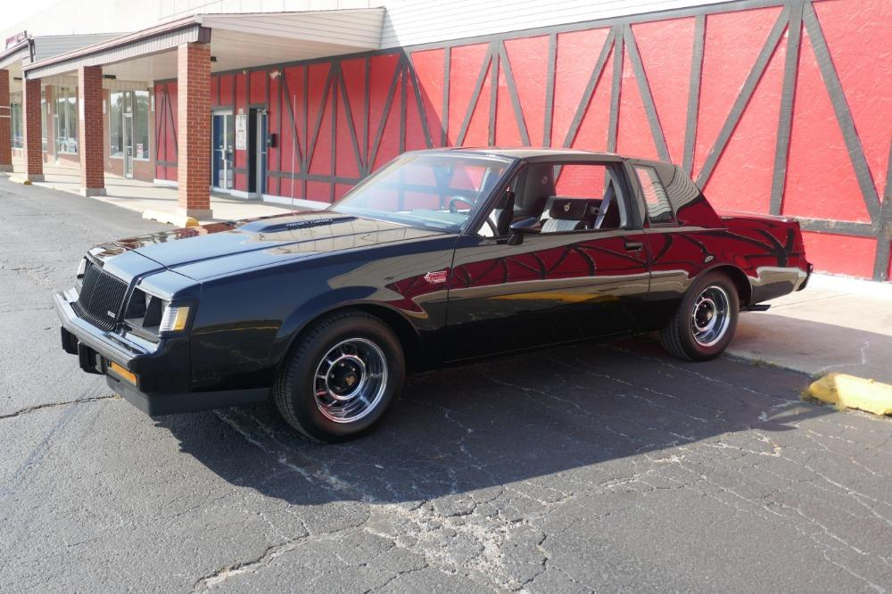 1987 Buick Grand National -ONE OWNER WITH 44k MILES -T-TOPS- SEE VIDEO Stock # 3887JC for sale near Mundelein, IL | IL Buick Dealer #5