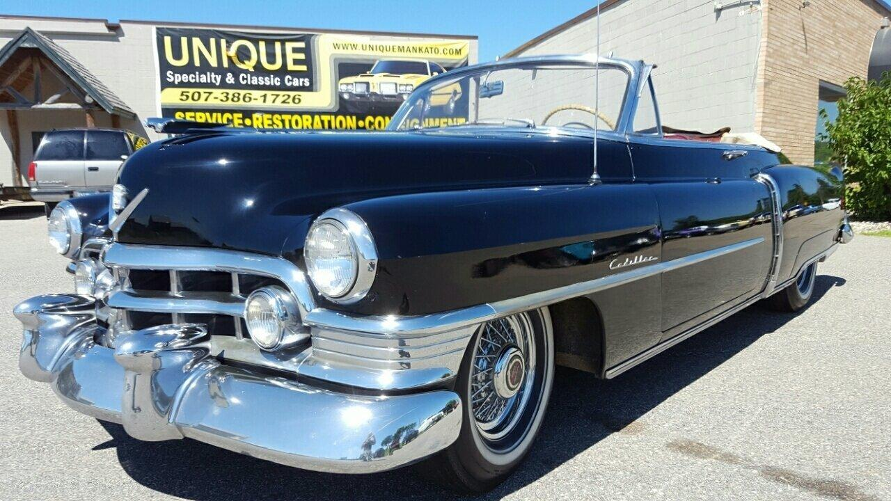 Classic cars for sale at Unique Speciality and Classic Cars