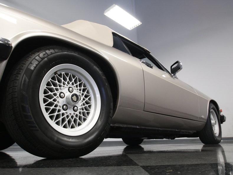 1988 Jaguar XJS V12 #18