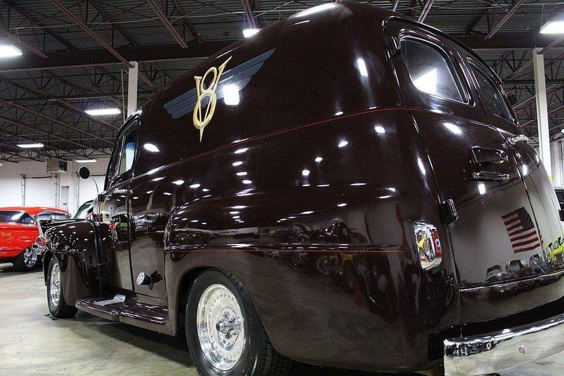 1948 Ford F1 Panel Van #27