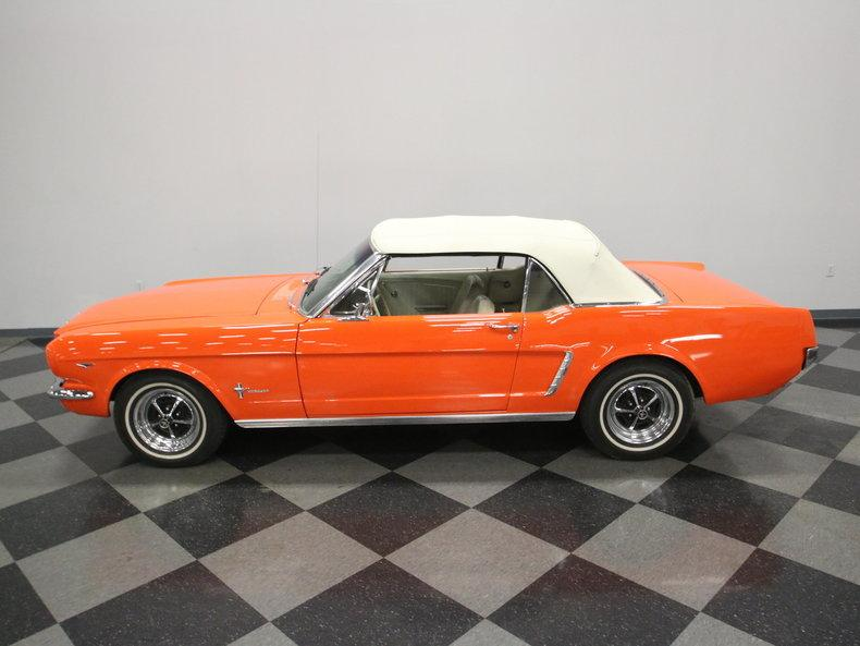 1965 Ford Mustang #10