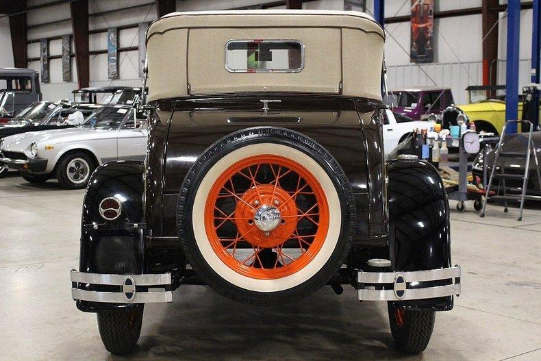 1931 Ford Model A #52