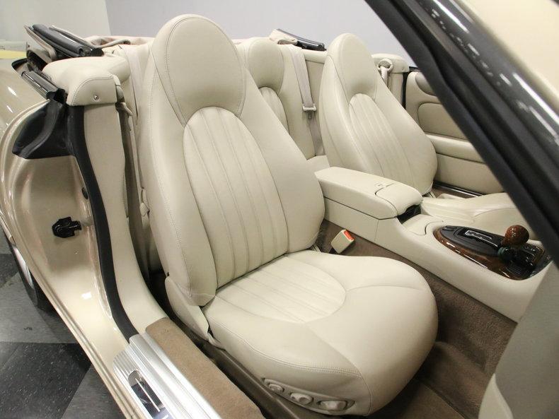 2000 Jaguar XK8 #50