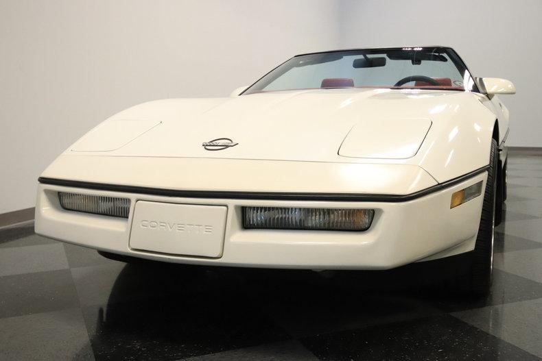 1988 Chevrolet Corvette #7