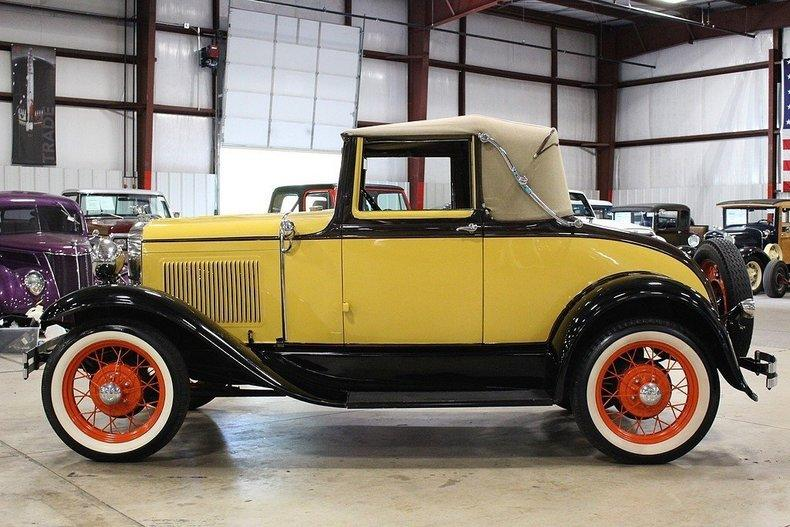1931 Ford Model A #50