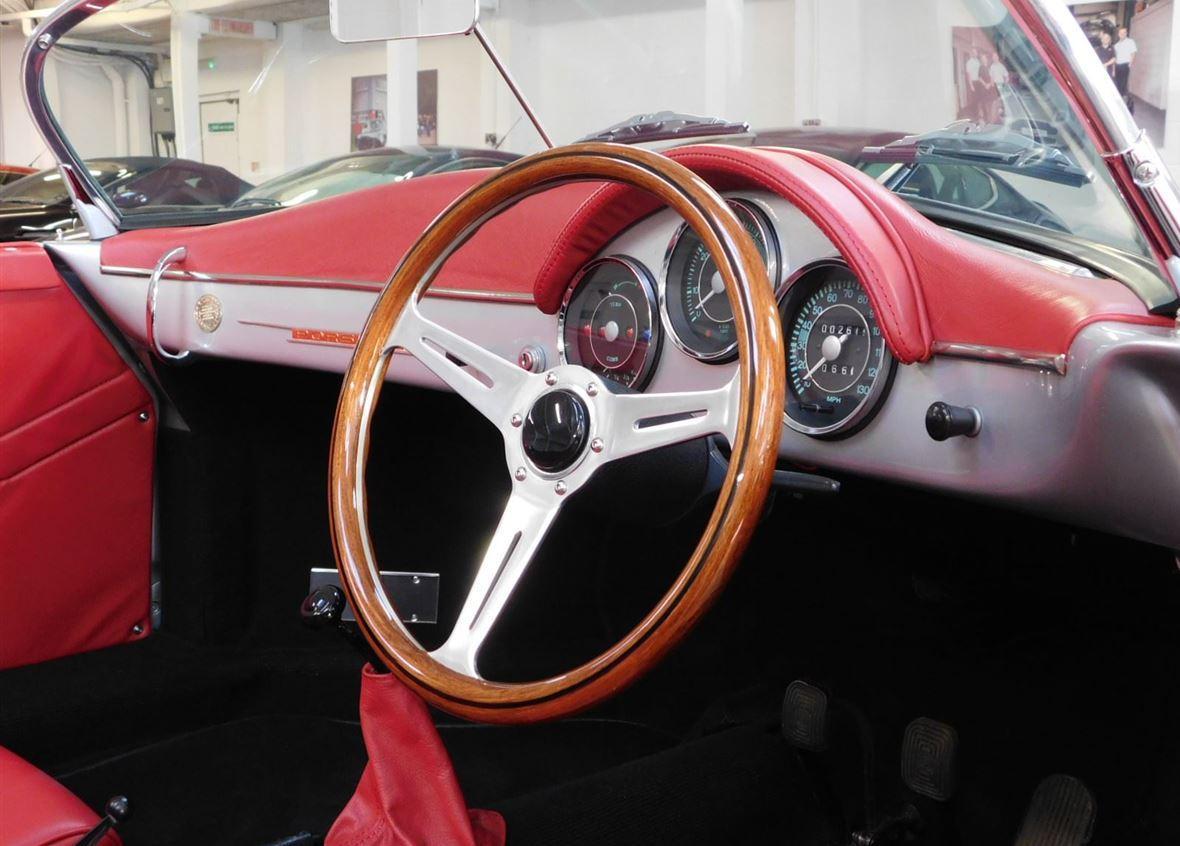 Porsche 356 Speedster 1968 #7