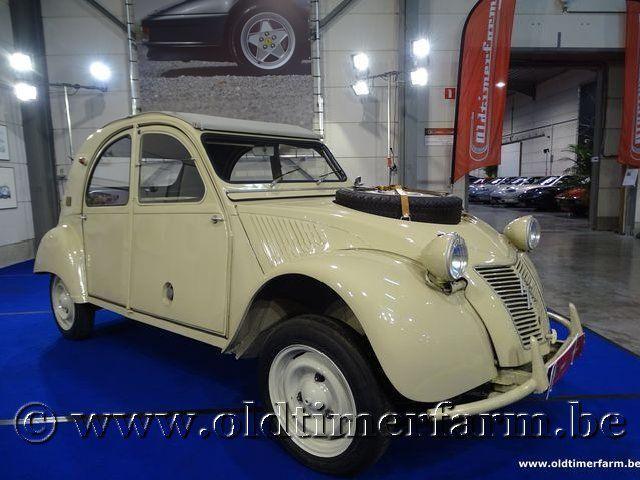 Citroën 2CV 4x4 Sahara '62 #0