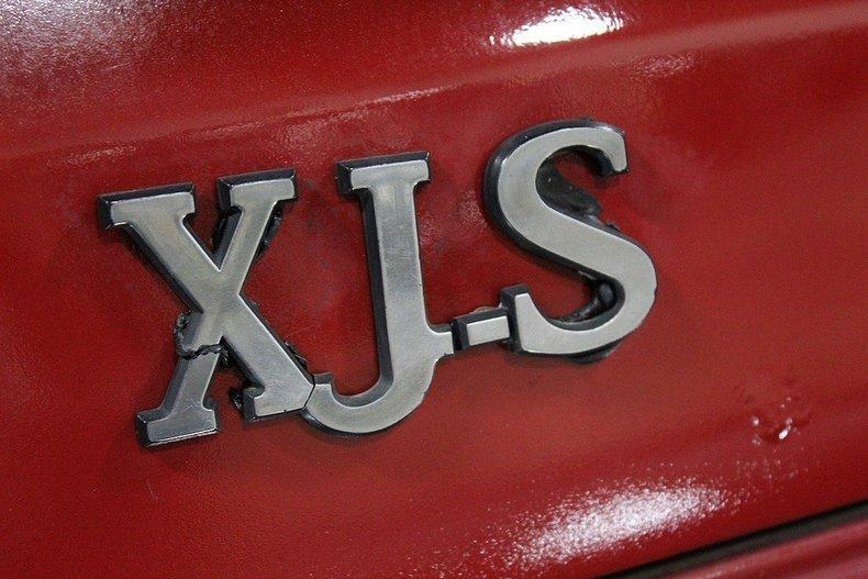 1986 Jaguar XJS #24