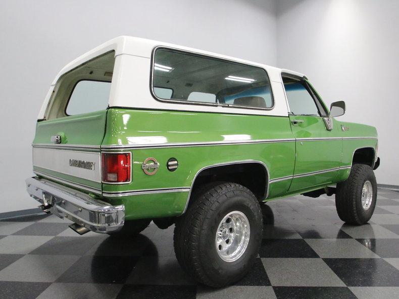 1975 Chevrolet Blazer K5 #27