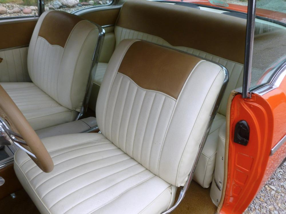 1957 Chevrolet Bel Air -400 HP - MSD - BUCKET SEATS- GREAT QUALITY DRIVER- Stock # 38357SAL for sale near Mundelein, IL | IL Chevrolet Dealer #10