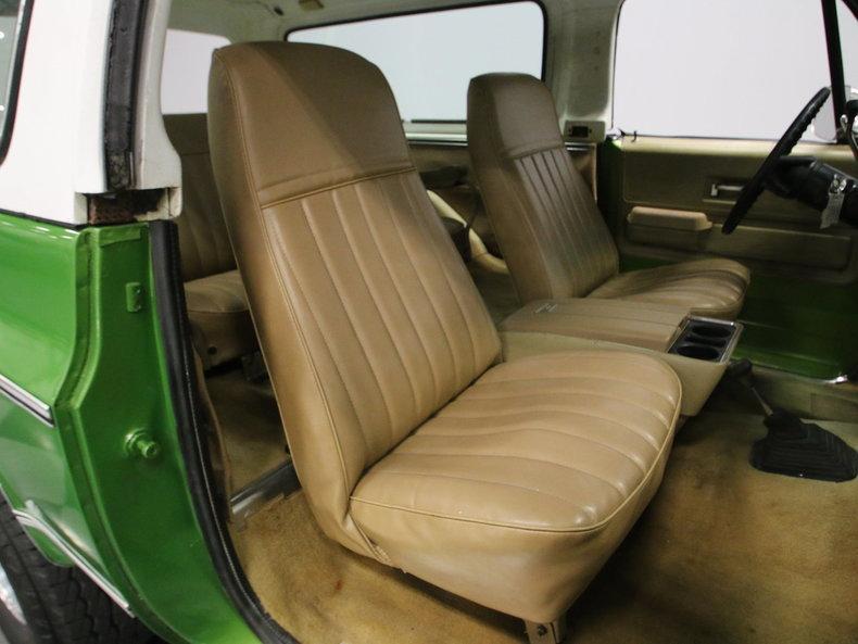 1975 Chevrolet Blazer K5 #46
