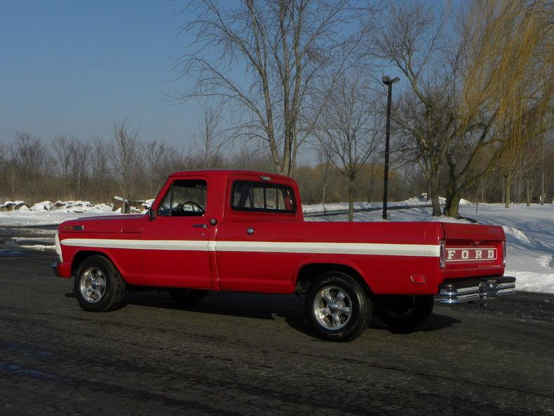 1969 Ford F100 Deluxe Styleside Pickup #19