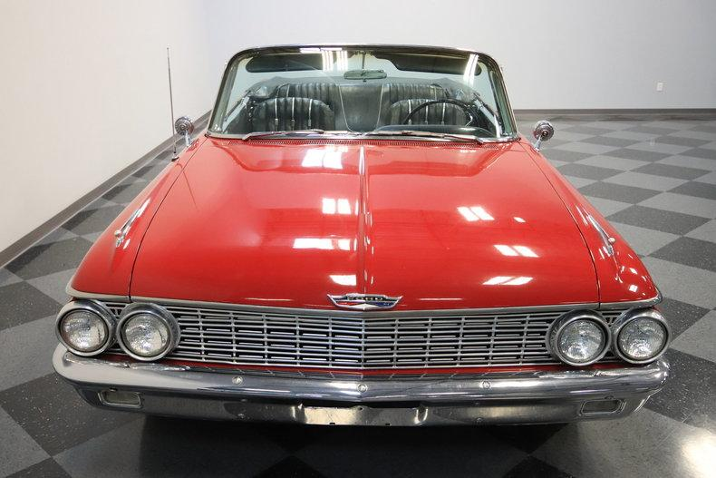 1962 Ford Galaxie 500 Sunliner #5