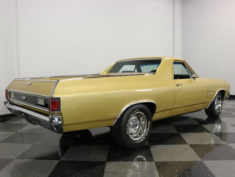 1970 Chevrolet El Camino #19