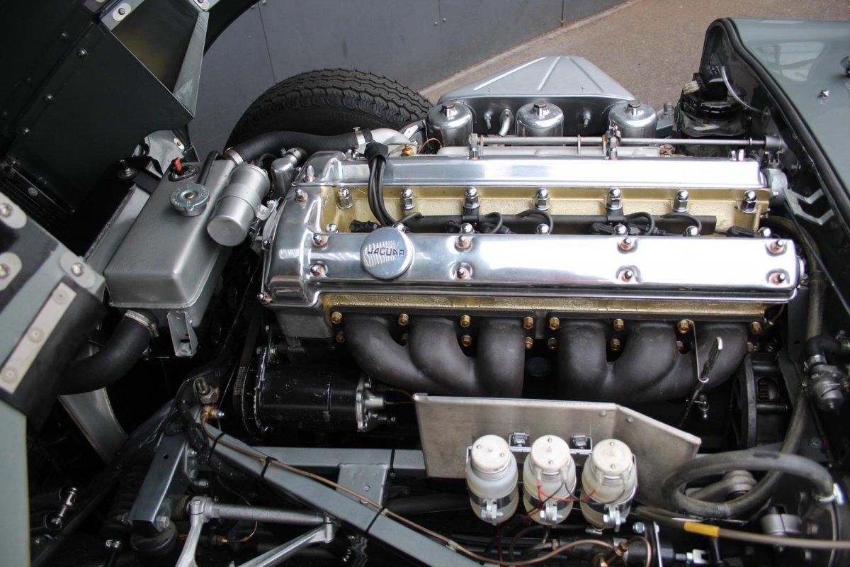 Jaguar E-Type S 1 3,8 litre Coupé #7
