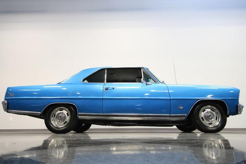 1966 Chevrolet Nova Chevy II #21