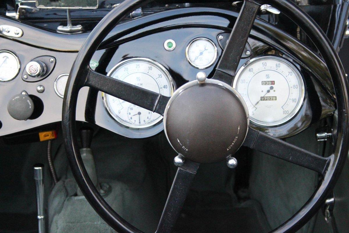 Jaguar SS 100 2,5 litre #9