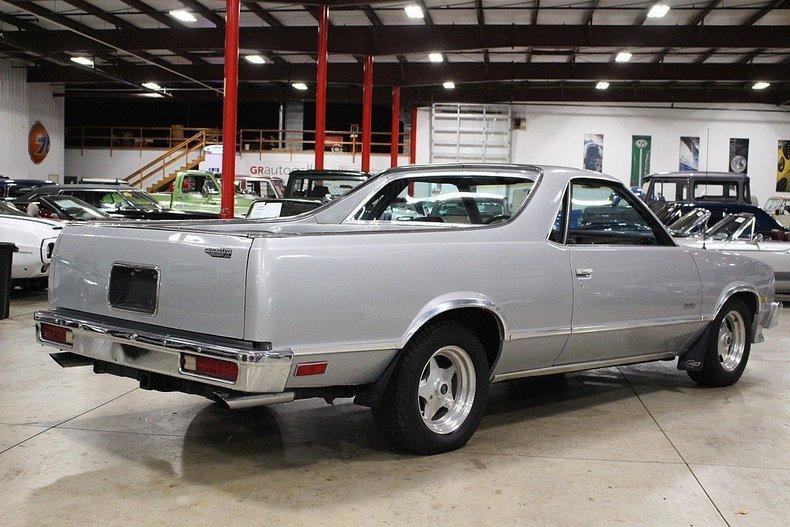 1985 Chevrolet El Camino #4