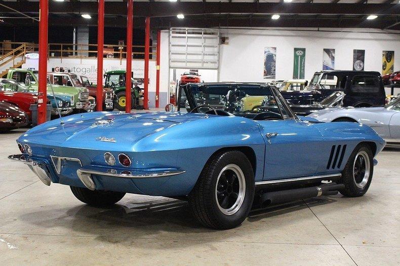 1965 Chevrolet Corvette #4