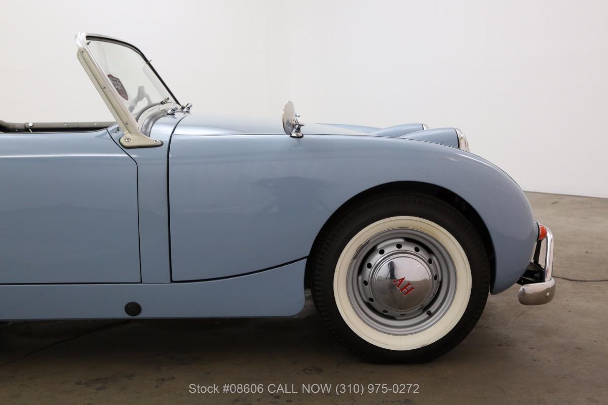 1961 Austin-Healey Bug Eye Sprite #17