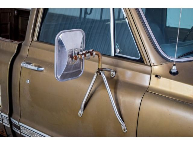 Chevrolet Pickup Custom Camper V8 #27