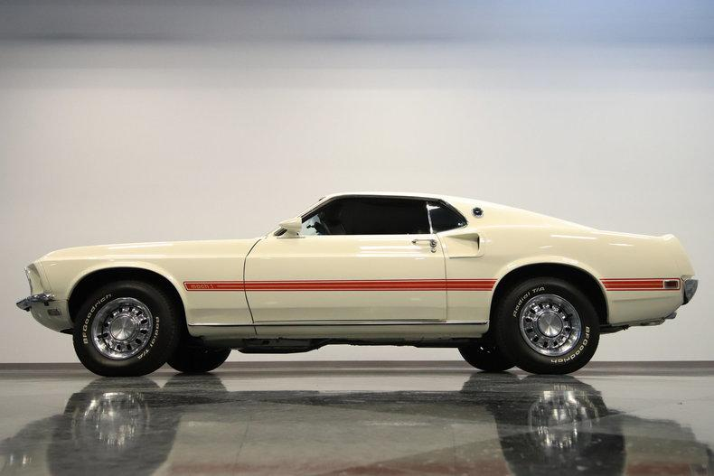 1969 Ford Mustang Mach 1 Cobra Jet #9