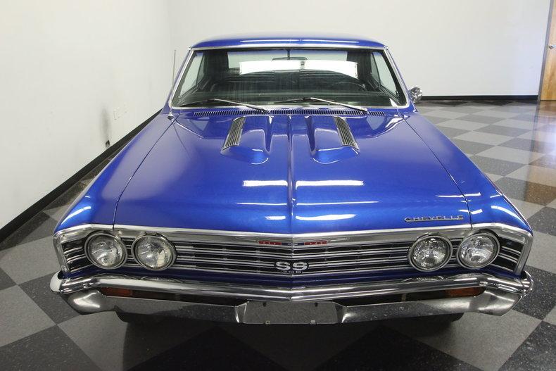 1967 Chevrolet Chevelle SS 396 Clone #5