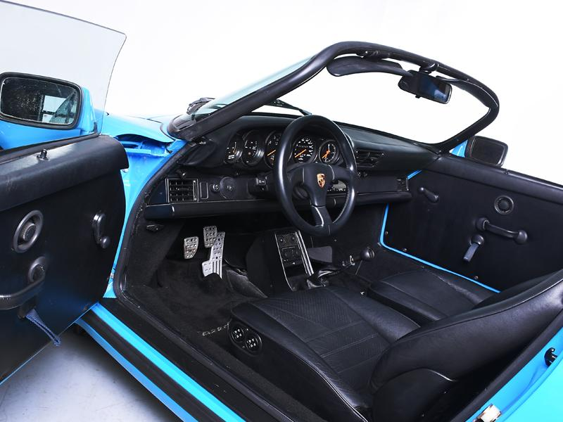 Porsche 930 3.3L Turbo Speedster 1988 #3
