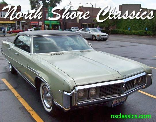 1969 Buick Electra -Drives Great- Stock # 869JMIL for sale near Mundelein, IL | IL Buick Dealer #0
