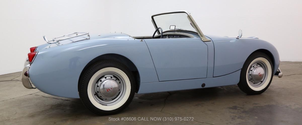 1961 Austin-Healey Bug Eye Sprite #5