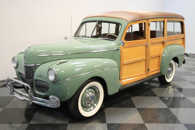1941 Ford Woody Wagon #6