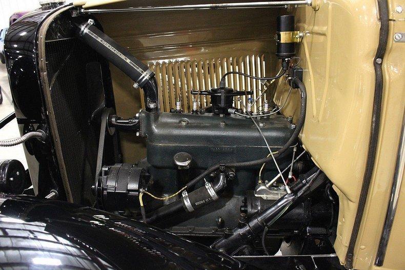 1931 Ford AA Huckster #42