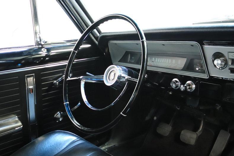 1966 Chevrolet Nova Chevy II #47