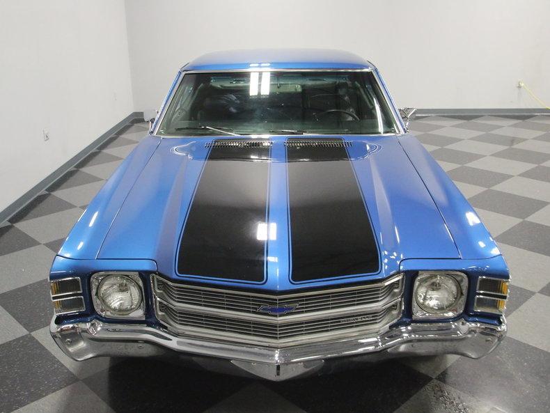 1971 Chevrolet Chevelle #5
