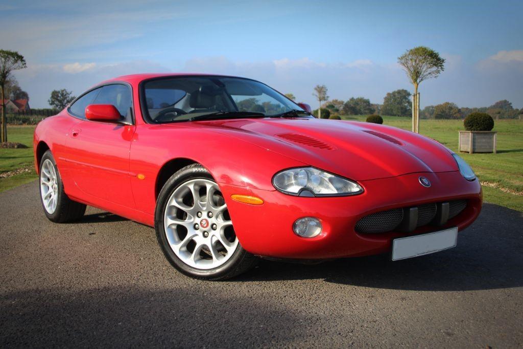 Jaguar XK XKR COUPE #0