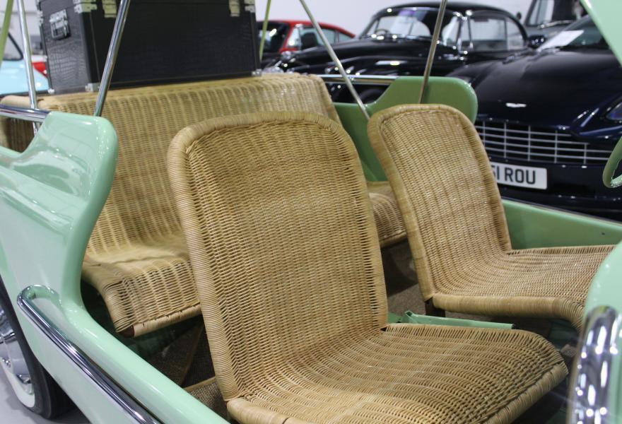 Fiat 500 Giardiniera Jolly 1962 #7