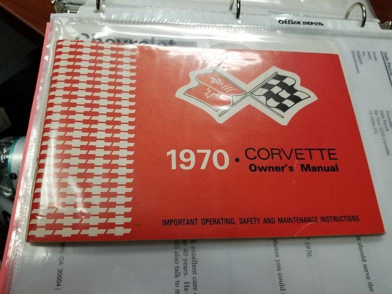 1970 Chevrolet Corvette #75