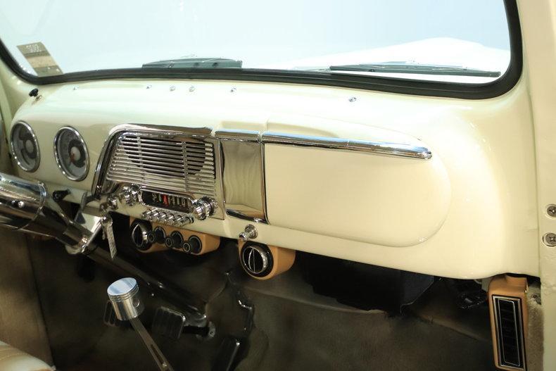 1951 Ford F-1 Restomod #45