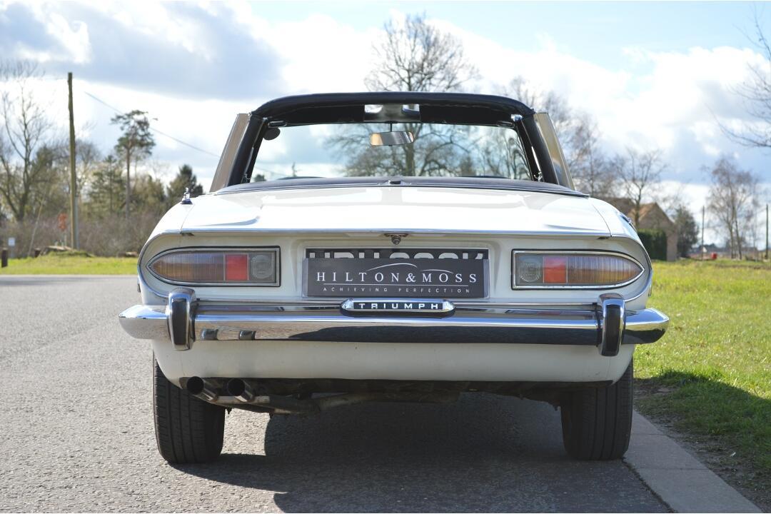 1971 Triumph Stag #5