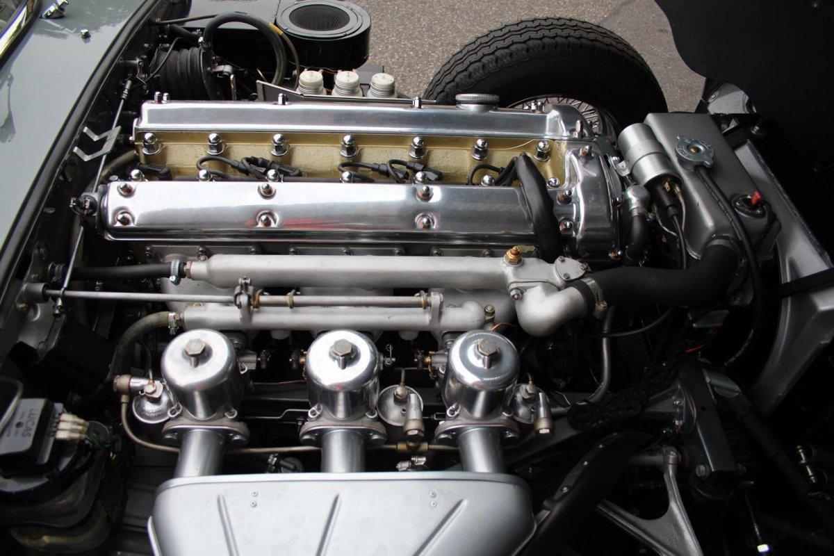 Jaguar E-Type S 1 3,8 litre Coupé #6