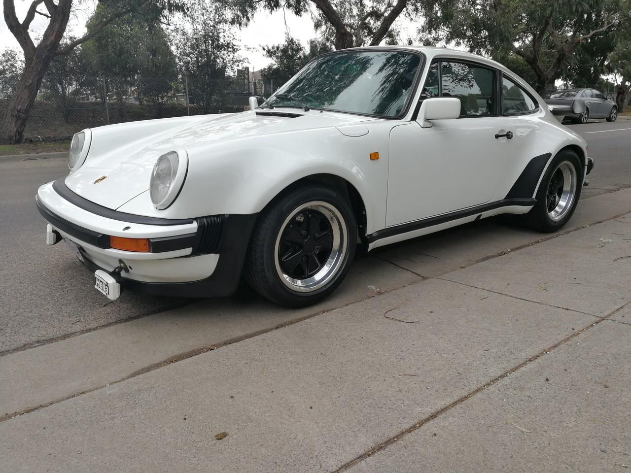 Porsche 930 Turbo #2