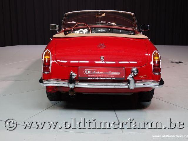 MG B Roadster Red '67 #67
