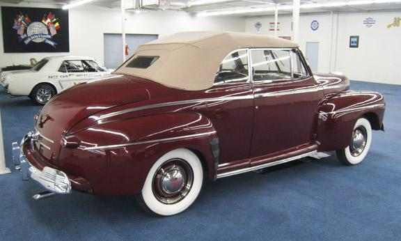 1946 FORD SUPER DELUXE 8 CONVERTIBLE #10