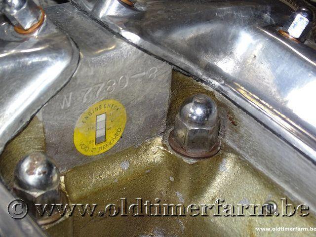 Jaguar XK120 Drop Head Coupé '53 #137