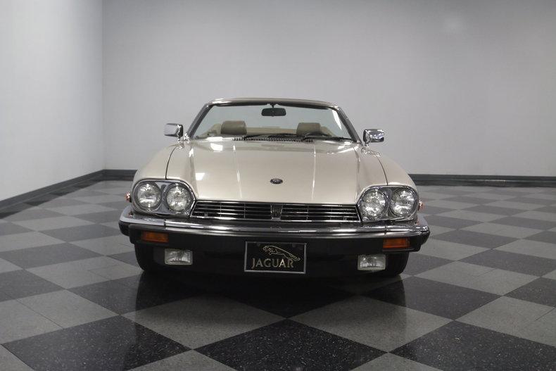 1988 Jaguar XJS V12 #4