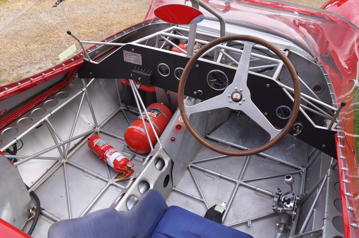 Maserati Tipo 61 Birdcage #8