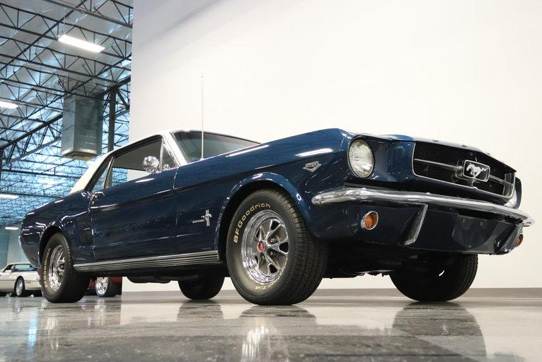 1965 Ford Mustang K-Code #25