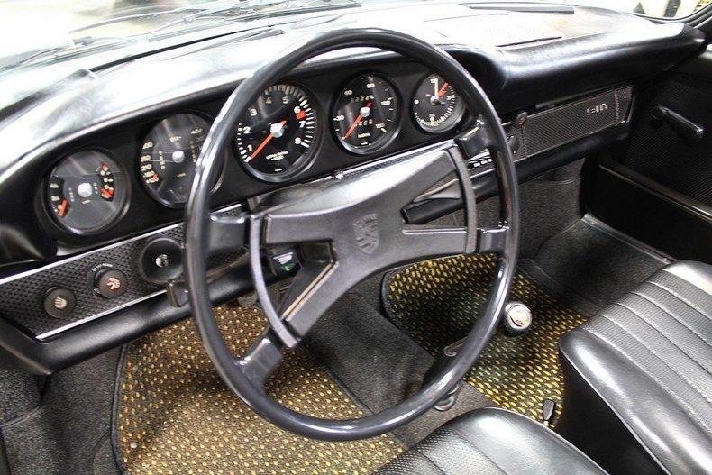 1969 Porsche 911 T #55