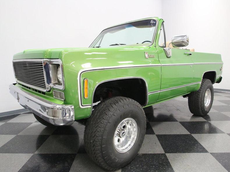 1975 Chevrolet Blazer K5 #6